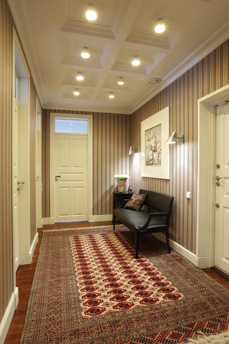 Квартира. холл из проекта , фото №26074