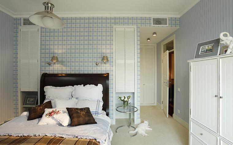 интерьер спальни - фото № 26076