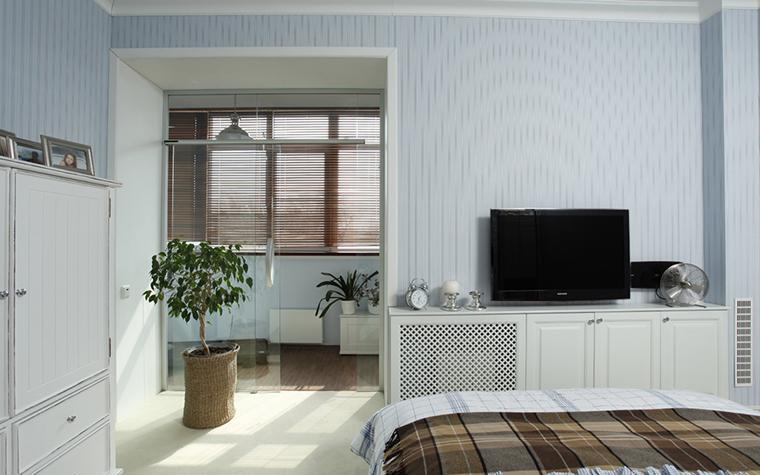 интерьер спальни - фото № 26078