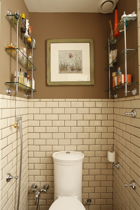 Квартира. ванная из проекта , фото №26073