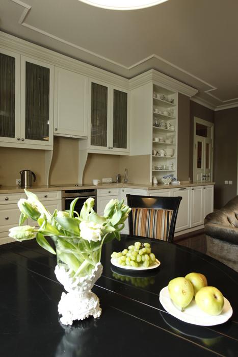 Квартира. кухня из проекта , фото №26059