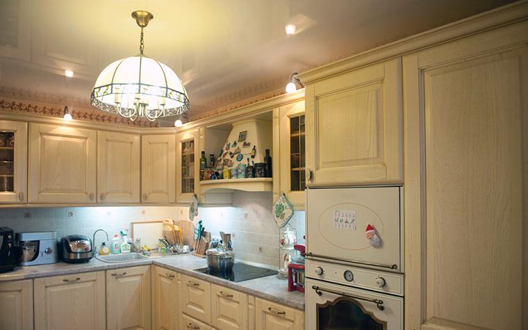 интерьер кухни - фото № 26114