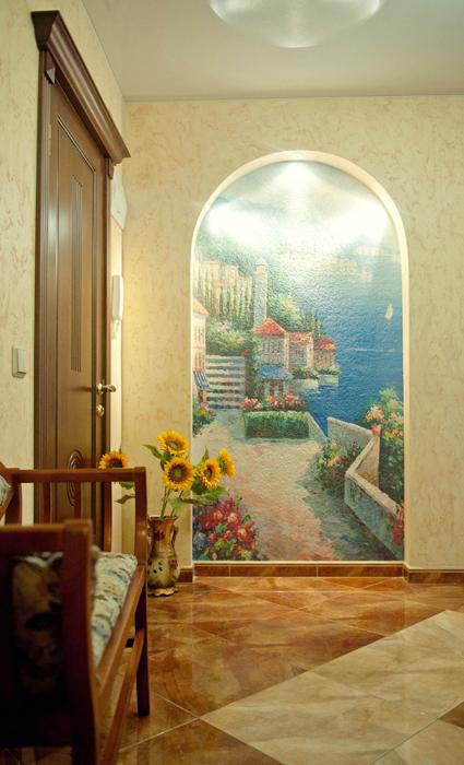 Квартира. холл из проекта , фото №26117