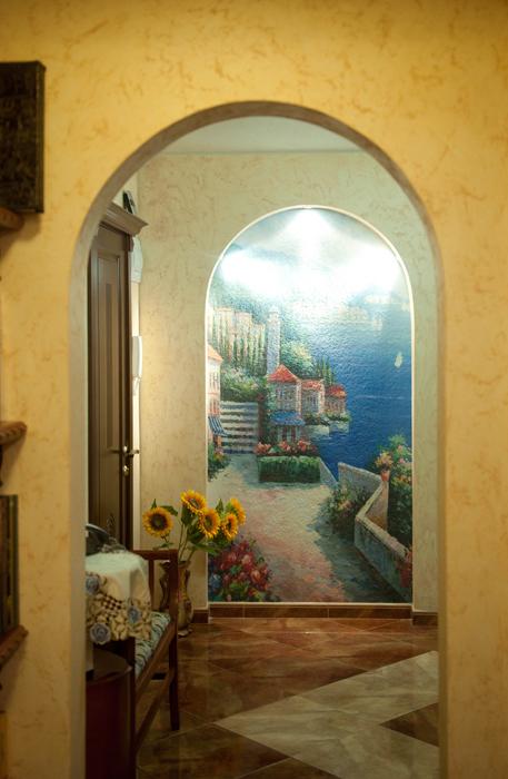 Квартира. холл из проекта , фото №26119