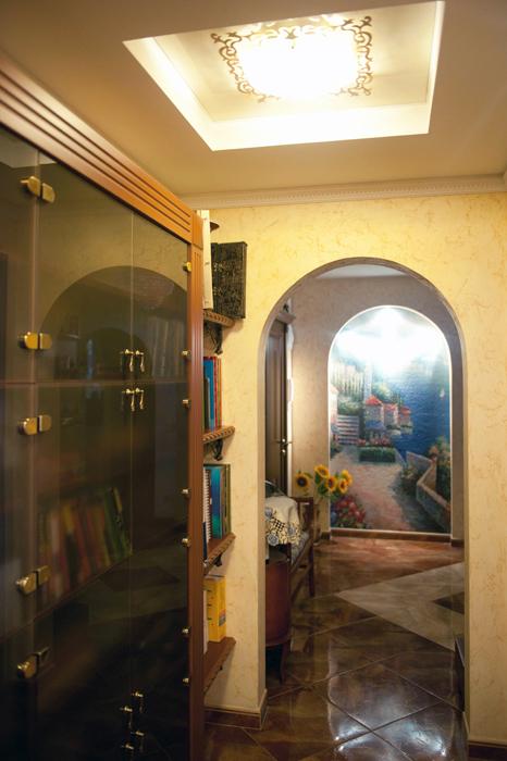 Квартира. холл из проекта , фото №26120