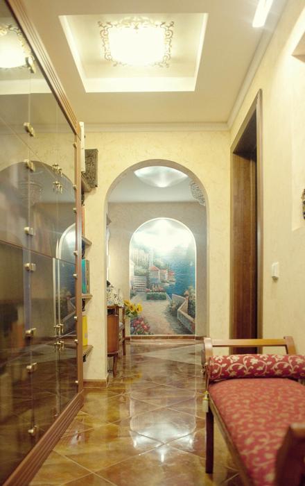 Квартира. холл из проекта , фото №26121