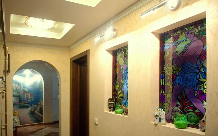Квартира. холл из проекта , фото №26122