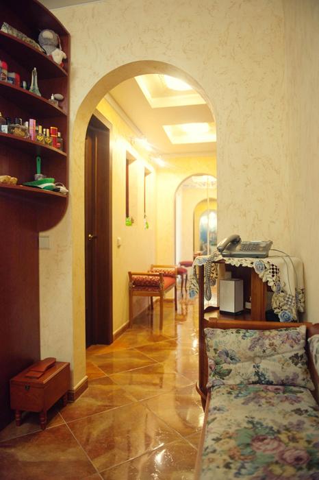 Квартира. холл из проекта , фото №26125