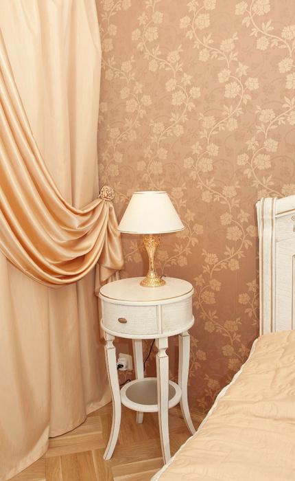 Квартира. спальня из проекта , фото №26110