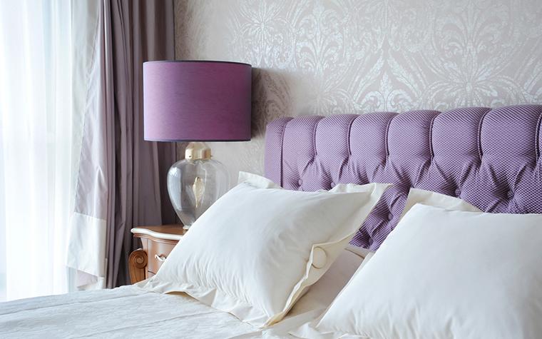 интерьер спальни - фото № 26136