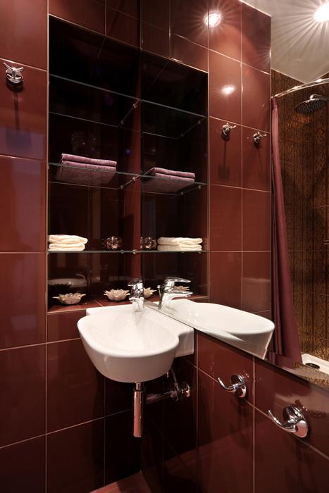 Квартира. ванная из проекта , фото №26141