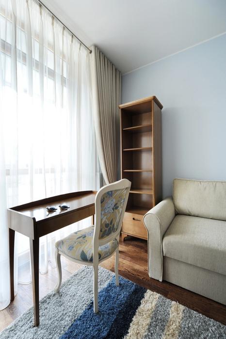 Домашний кабинет в стиле прованс