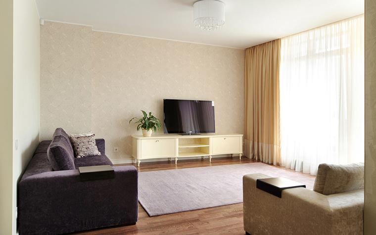 Квартира. гостиная из проекта , фото №26126