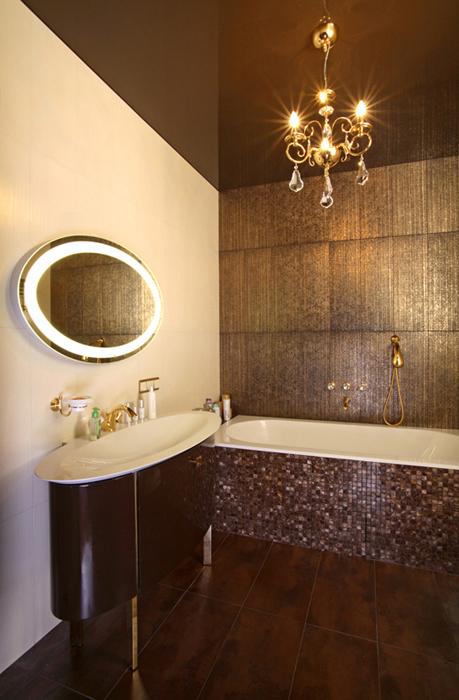 Фото № 26217 ванная  Квартира