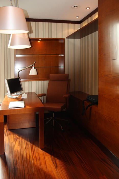 интерьер кабинета - фото № 26315