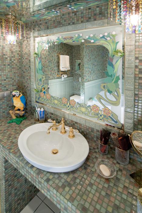 Квартира. ванная из проекта , фото №26374