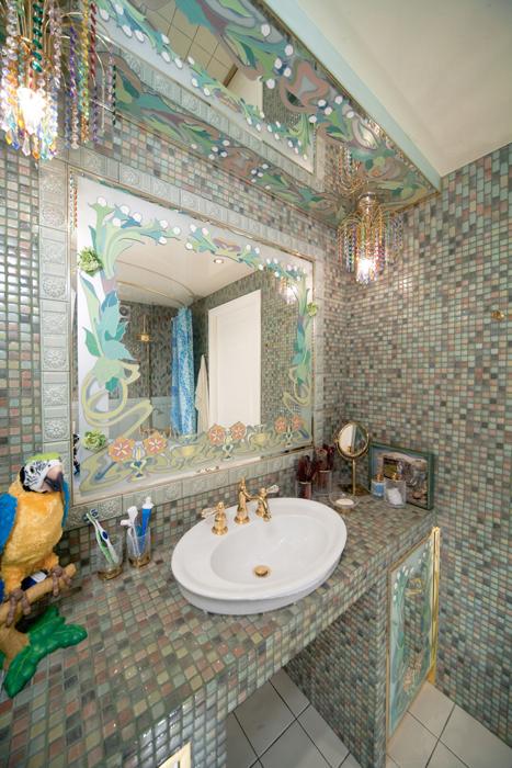 Квартира. ванная из проекта , фото №26375