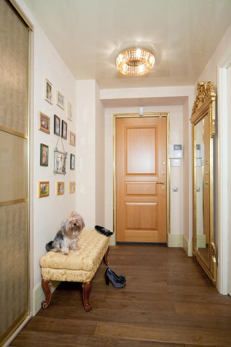 Квартира. холл из проекта , фото №26376