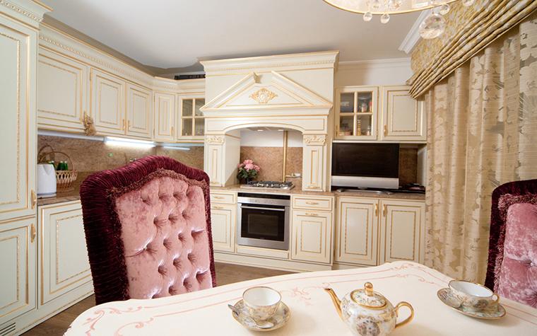 Квартира. кухня из проекта , фото №26373