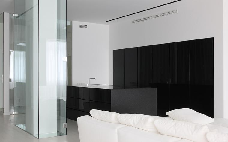 Фото № 26450 кухня  Квартира