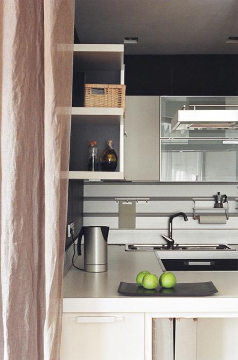 Фото № 26564 кухня  Квартира
