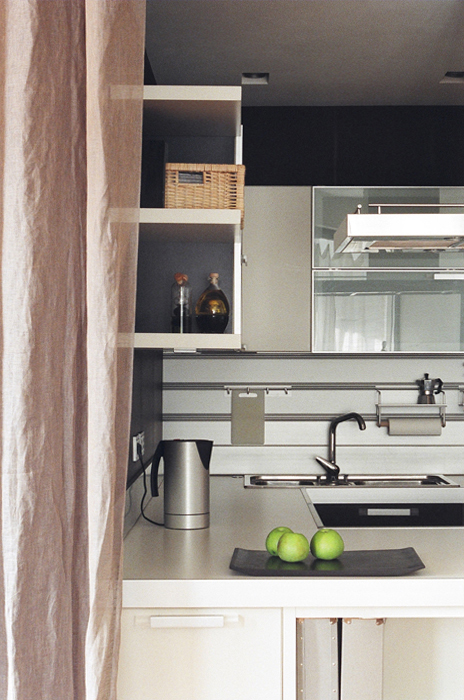 интерьер кухни - фото № 26564