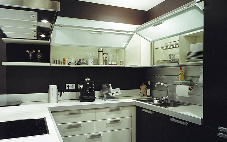 интерьер кухни - фото № 26566