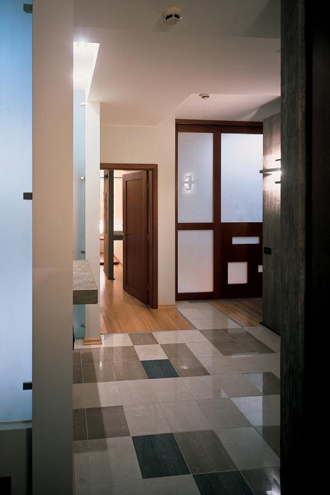 Квартира. холл из проекта , фото №26609