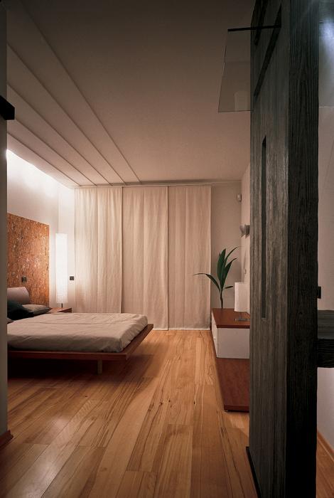 Квартира. спальня из проекта , фото №26607