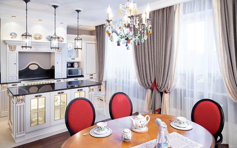 Квартира. кухня из проекта , фото №26706
