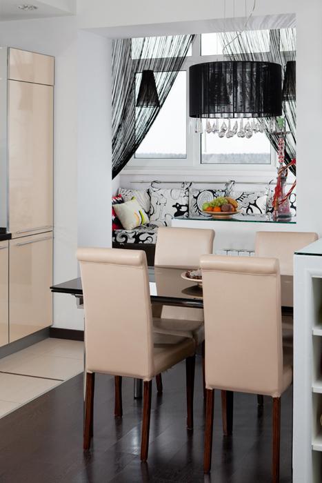 Фото № 26850 кухня  Квартира