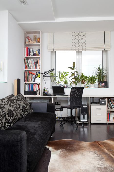 Фото № 26852 гостиная  Квартира