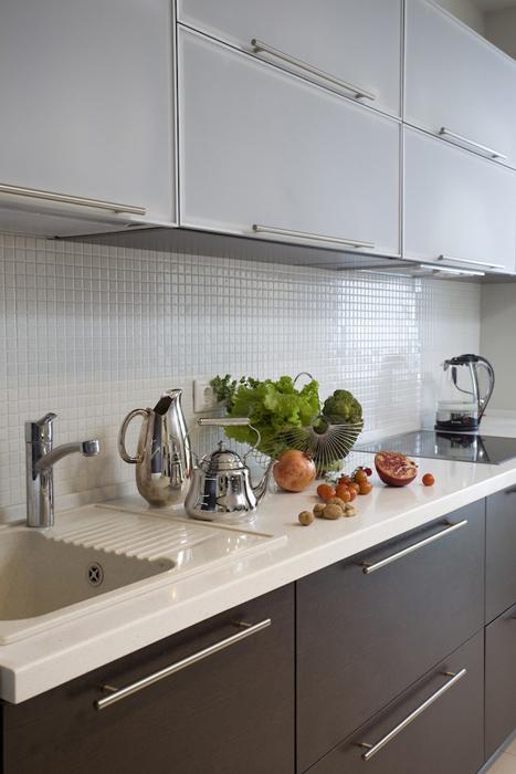 Квартира. кухня из проекта , фото №26930