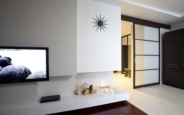 Квартира. гостиная из проекта , фото №26925