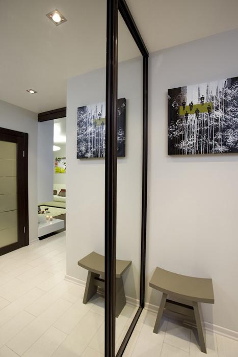 Квартира. холл из проекта , фото №26932