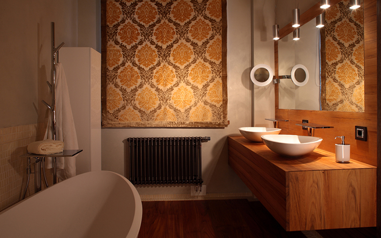 Квартира. ванная из проекта , фото №26943