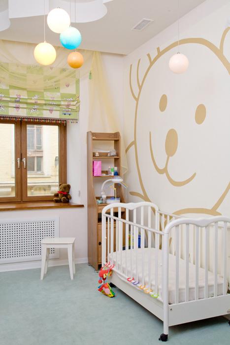 Фото № 26955 детская  Квартира