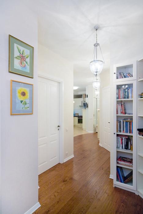 Квартира. холл из проекта , фото №26958