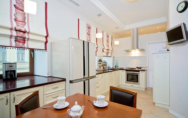 Квартира. кухня из проекта , фото №26957