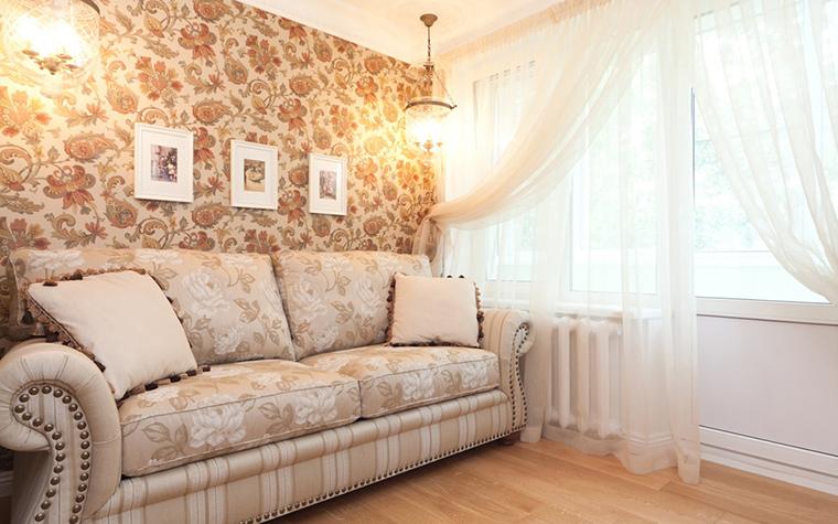 Квартира. гостиная из проекта , фото №28300