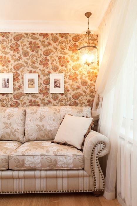 Квартира. гостиная из проекта , фото №28301