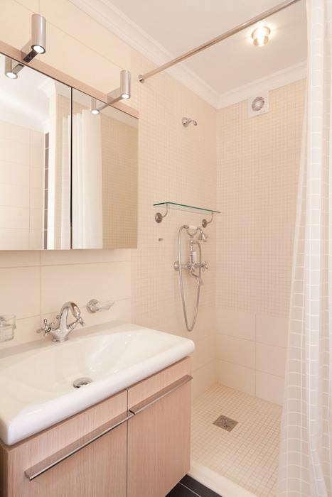 Квартира. ванная из проекта , фото №28305