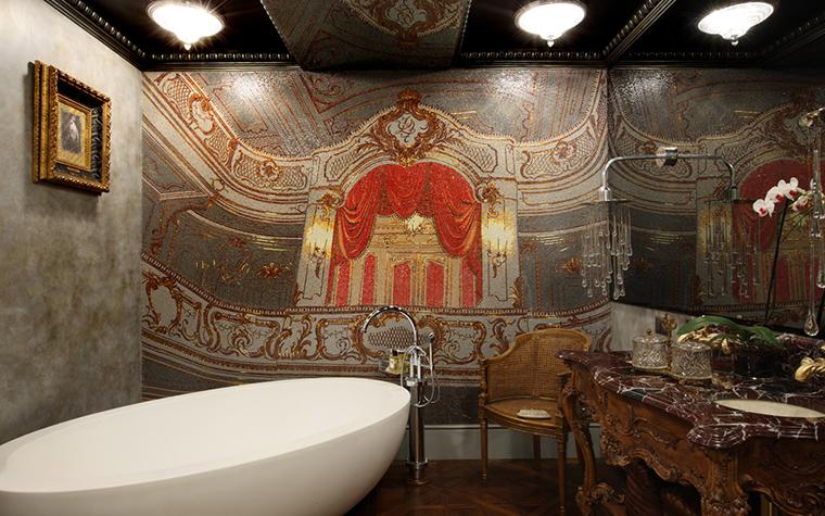 Квартира. ванная из проекта , фото №27137