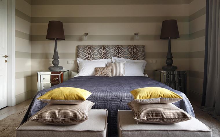 интерьер спальни - фото № 27181