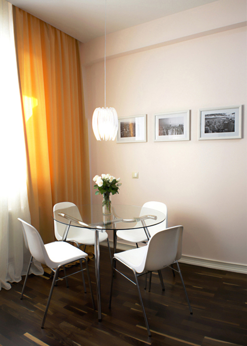 Квартира. кухня из проекта , фото №27192