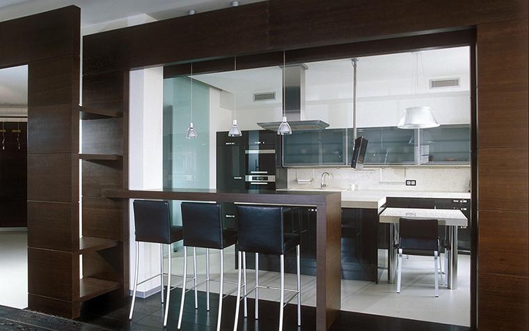 Квартира. кухня из проекта , фото №27197