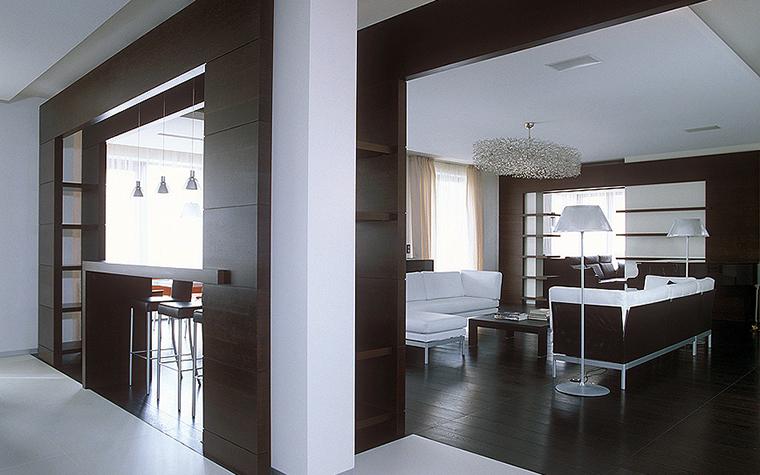 Квартира. гостиная из проекта , фото №27196