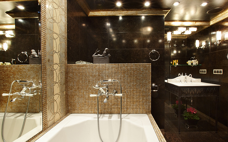 интерьер ванной - фото № 27266