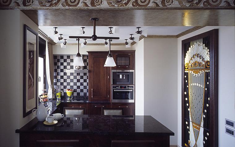 Фото № 27225 кухня  Квартира