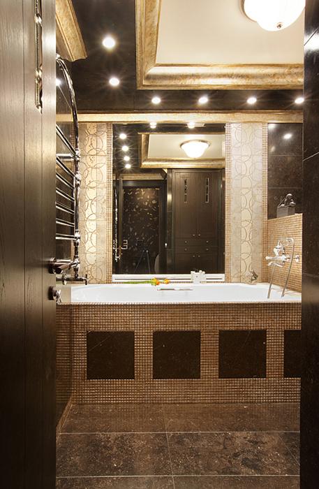 интерьер ванной - фото № 27265